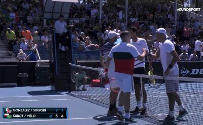 Kubot i Melo odpadli w 2. rundzie Australian Open