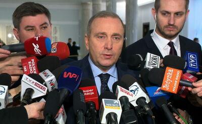 Schetyna (PO): zawieszamy nasz protest