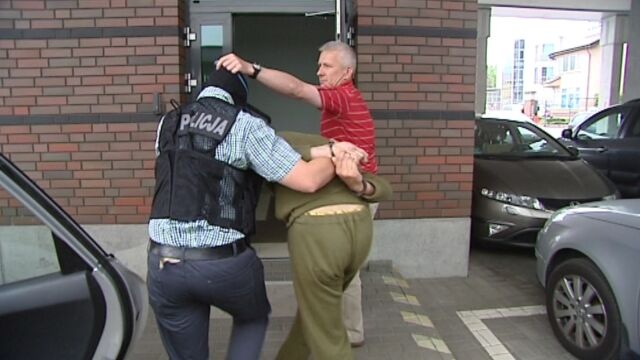 Sprawcy napadów na banki aresztowani na trzy miesiące
