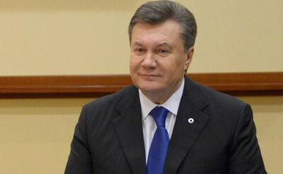 Janukowycz poprosił Barroso o spotkanie