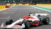Prototyp samochodu Formuły 1 na sezon 2022