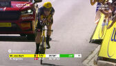 Van Aert wygrał 20. etap Tour de France