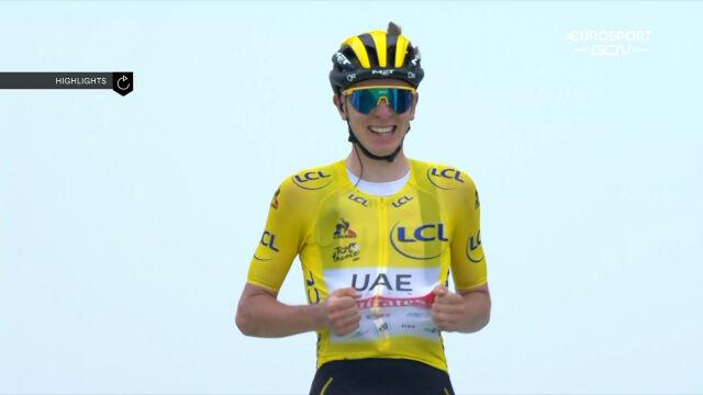 Najważniejsze momenty 17. etapu Tour de France