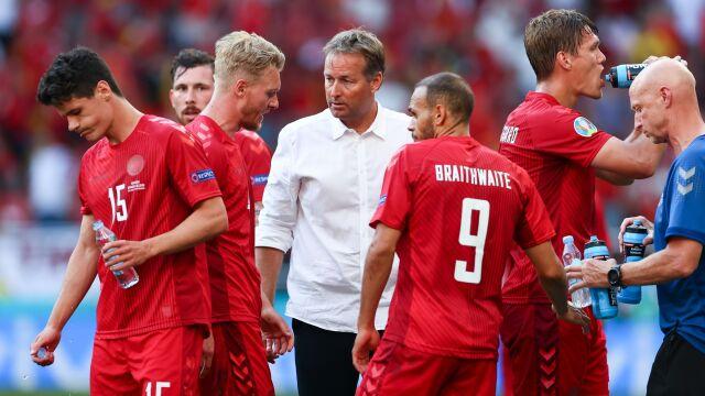 """""""Niektórzy mieli wątpliwości, inni w szatni wymiotowali"""". Trener o duńskiej traumie na Euro"""