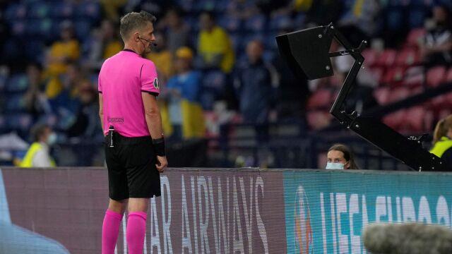 UEFA przeanalizowała największą kontrowersję Euro