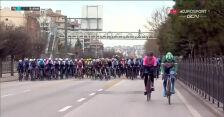 Peleton dogonił ucieczkę na 10 km przed końcem 2. etapu Tour of Turkey