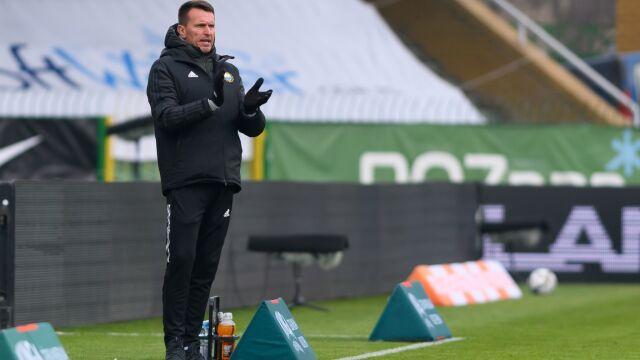 Zaskakujące zwolnienie trenera w Mielcu