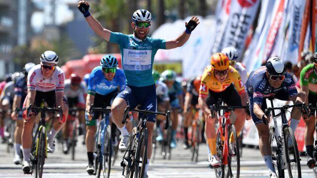 Cavendish z drugą wygraną w Turcji. Mistrz Polski na podium