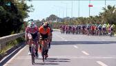 Ucieczka dogoniona na 16 km przed metą 3. etapu Tour of Turkey