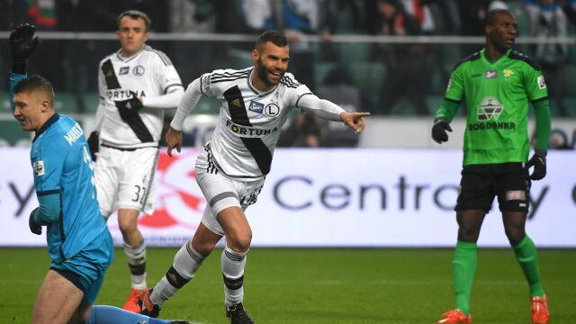 KałaszNIKOw się pożegnał. Legia będzie tęsknić