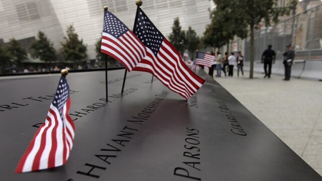 Trzy miejsca, trzy uroczystości, jeden hołd. Dla ofiar 9/11