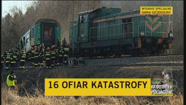 We wraku znaleziono ciało kolejnej - 16 - ofiary (TVN24)