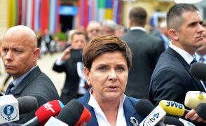 """Premier komentuje słowa Łapińskiego. """"Prezydent podejmuje decyzje"""""""