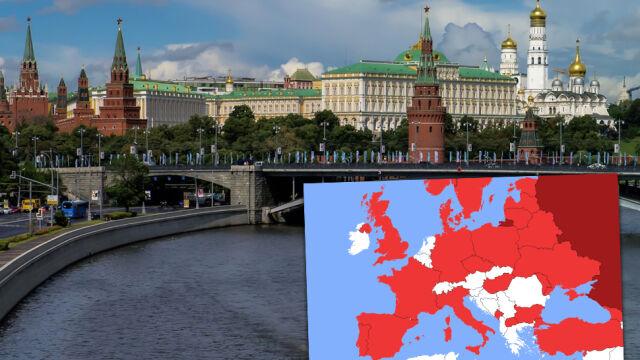 Raport ekspertów: Rosja ingerowała  w politykę 27 państw. Również Polski