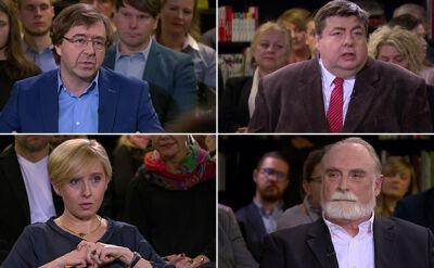 Debata w Arenie Idei
