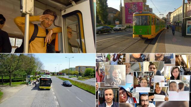 #MakeZbiorKomGreatAgain. Poseł woli pociąg