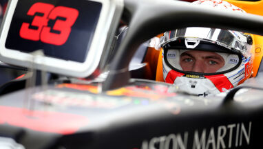 Verstappen z pole position w Meksyku. Kubica musiał walczyć z bolidem