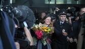 Deportowana z USA Maria Butina wróciła do Moskwy