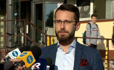 """Radosław Fogiel o braku śledztwa ws. """"wież Kaczyńskiego"""": proszę pytać w prokuraturze"""