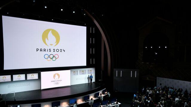 """Zaprezentowano logotyp igrzysk olimpijskich w Paryżu. """"Będzie wspaniałą wizytówką imprezy"""""""