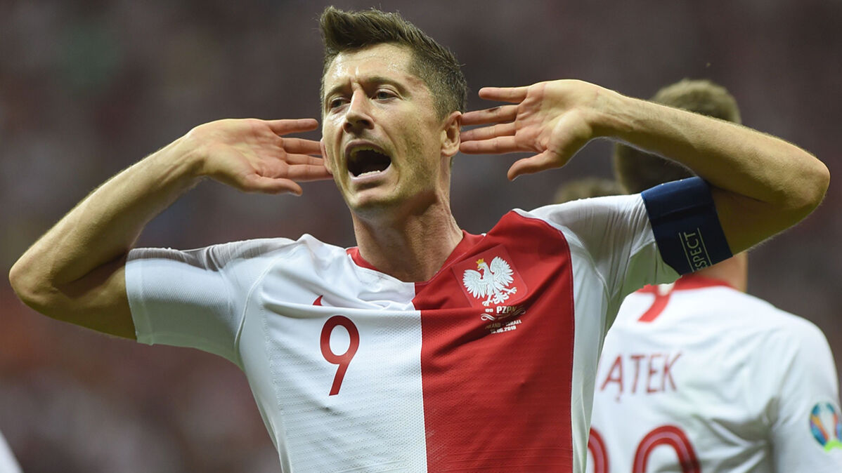 Jubileuszowe koszulki na mecz ze Słowenią. Polacy uczczą udane eliminacje