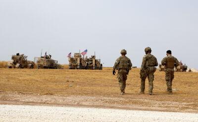 Media: Amerykński kontyngent wychodzi z Syrii