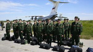 Rosyjscy żołnierze z zaanektowanego Krymu będą ćwiczyć w Egipcie