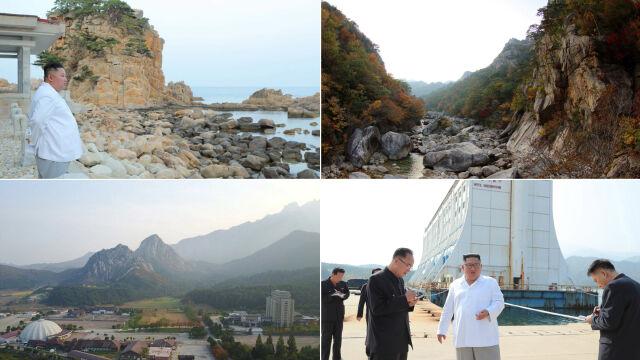 """Kim """"wspaniale zabuduje"""" Góry Diamentowe. """"Miejsce turystyczne na światowym poziomie"""""""