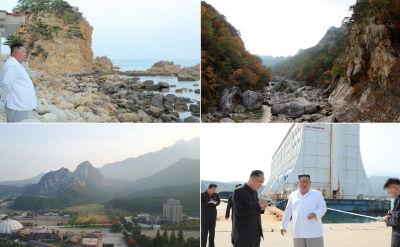 Kim Dzong Un chce unowocześnić region turystyczny Gór Diamentowych