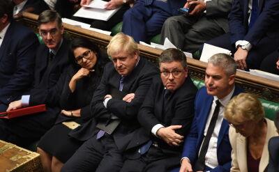 Brytyjska Izba Gmin poparła umowę w sprawie brexitu, ale odrzuciła plan pracy nad nią