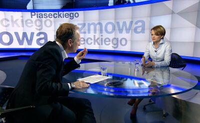 Emilewicz: mamy prawo zapytać i ponownie policzyć te głosy