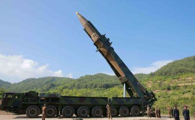 Północnokoreański pocisk przeleciał nad Hokkaido