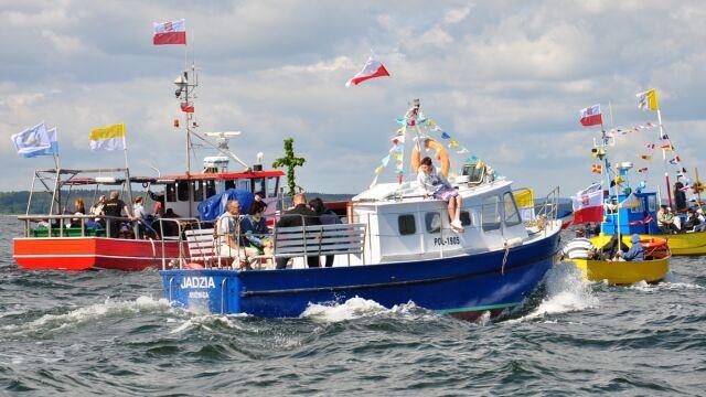Flotylla Kaszubów przypłynie do Sopotu