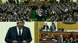 Nie obradowali od ponad trzech lat. W Egipcie zebrałsięparlament