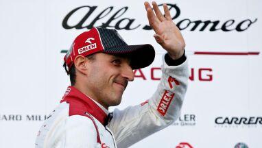 Robert Kubica wystartuje w 24-godzinnym wyścigu