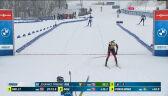 Johannes Boe wygrał sprint w Oberhofie