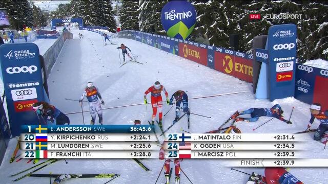 25. miejsce Marcisz w ostatnim etapie Tour de Ski
