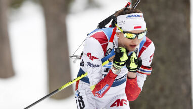 Najlepszy wynik Hojnisz-Staręgi w sezonie. Sprint dla Eckhoff
