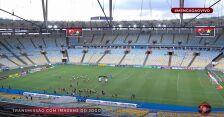 Flamengo pokonało Portuguesę RJ przy pustej Maracanie