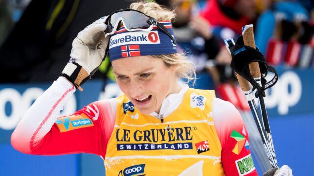 Koniec sezonu PŚ w biegach narciarskich. Therese Johaug bohaterką zimy