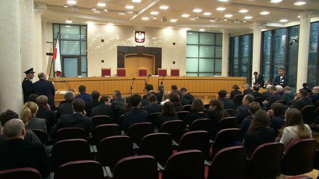 Będzie wniosek o rozszerzenie składu sędziowskiego?