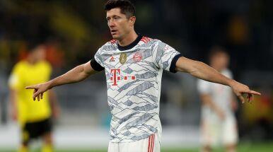 Niesamowity mecz Lewandowskiego. Bayern zgarnął Superpuchar Niemiec