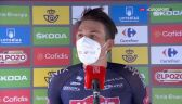 Philipsen po wygraniu 5. etapu Vuelta a Espana