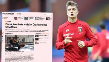 Włoskie media: Piątek po badaniach. W czwartek oficjalna prezentacja