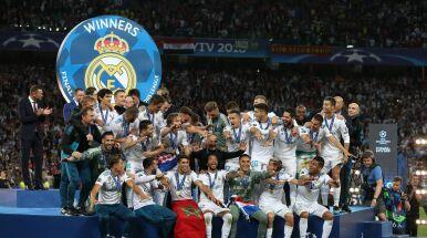 Real Madryt z największymi przychodami za ostatni sezon