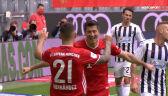Dwa gole Roberta Lewandowskiego w 33. kolejce Bundesligi