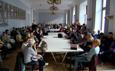 Łódź nie zamierza przerwać strajku