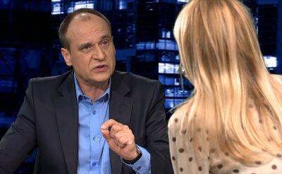 """Paweł Kukiz w """"Kropce nad i"""". Cała rozmowa"""