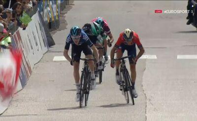 Hart wygrał 4. etap Tour of the Alps, Majka trzeci