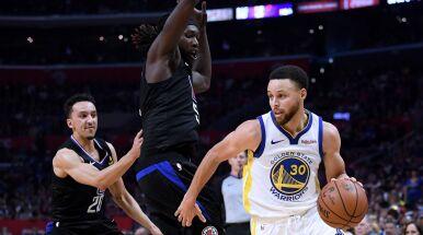 Blazers i Warriors blisko awansu w Konferencji Zachodniej